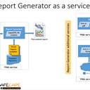 The Report Generator as a Service